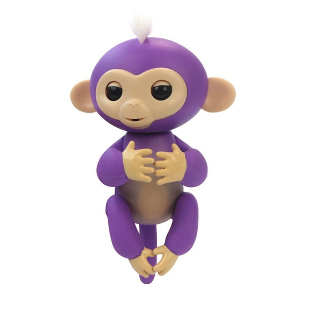 Fingerlings Einhorn 6 farben Fingerlings Affe Interaktive Finger ...