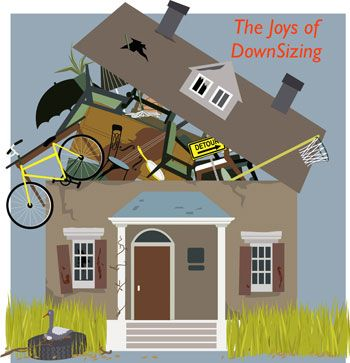 House Tips For Downsizing Your