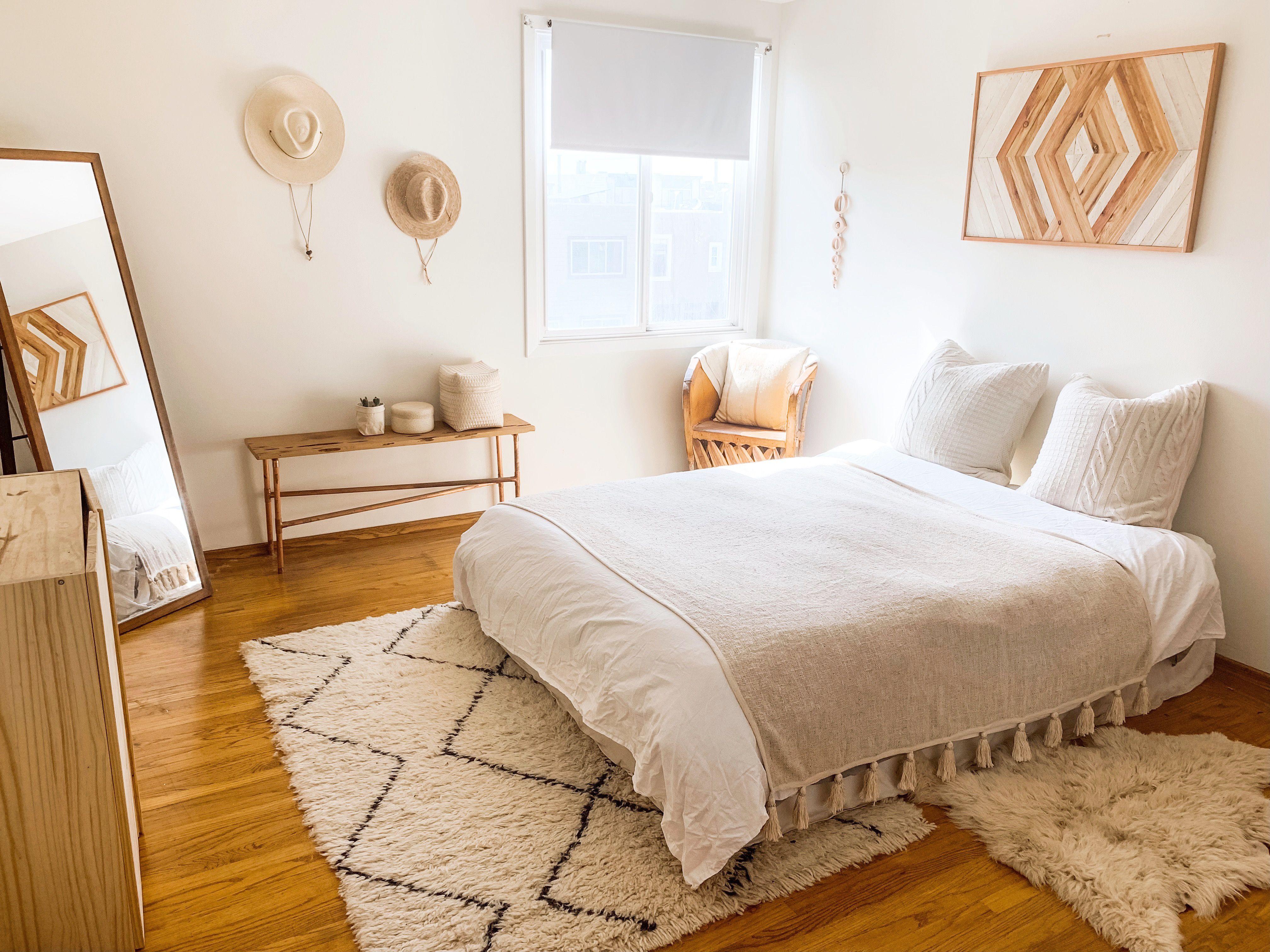 Art by Aleksandra Zee | Bedroom design, Minimalist bedroom ... on Neutral Minimalist Bedroom Ideas  id=19857