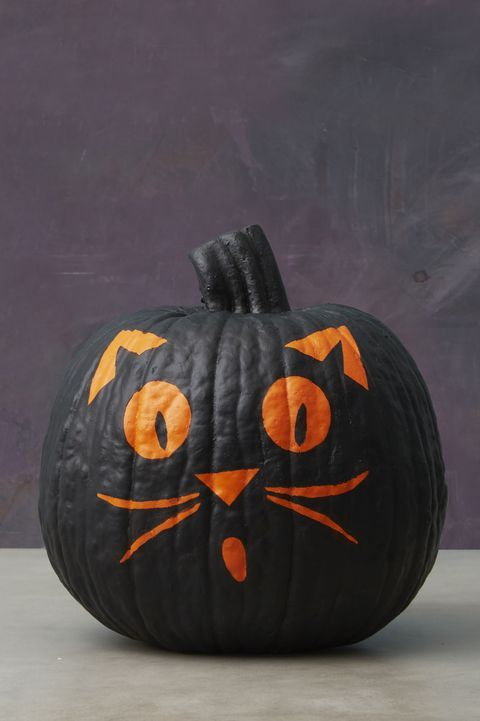 Easy No-Carve Pumpkin Decorating Ideas #paintedpumpkinideas