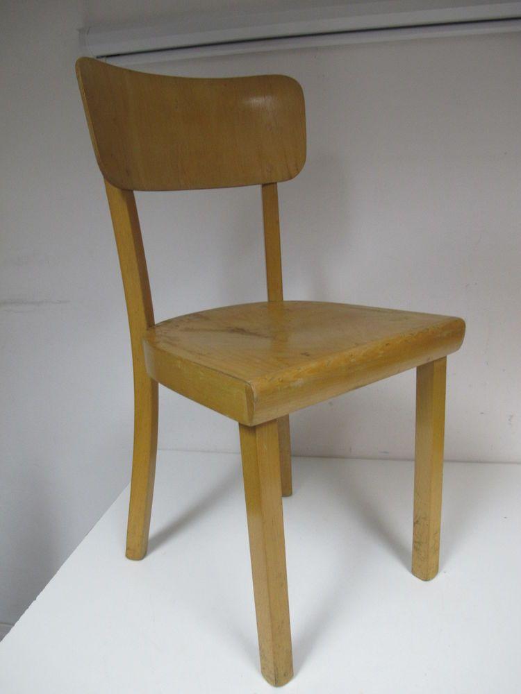 Frankfurter Küche Stuhl Küchenstuhl Kneipenstuhl Vintage Bauhaus Ar