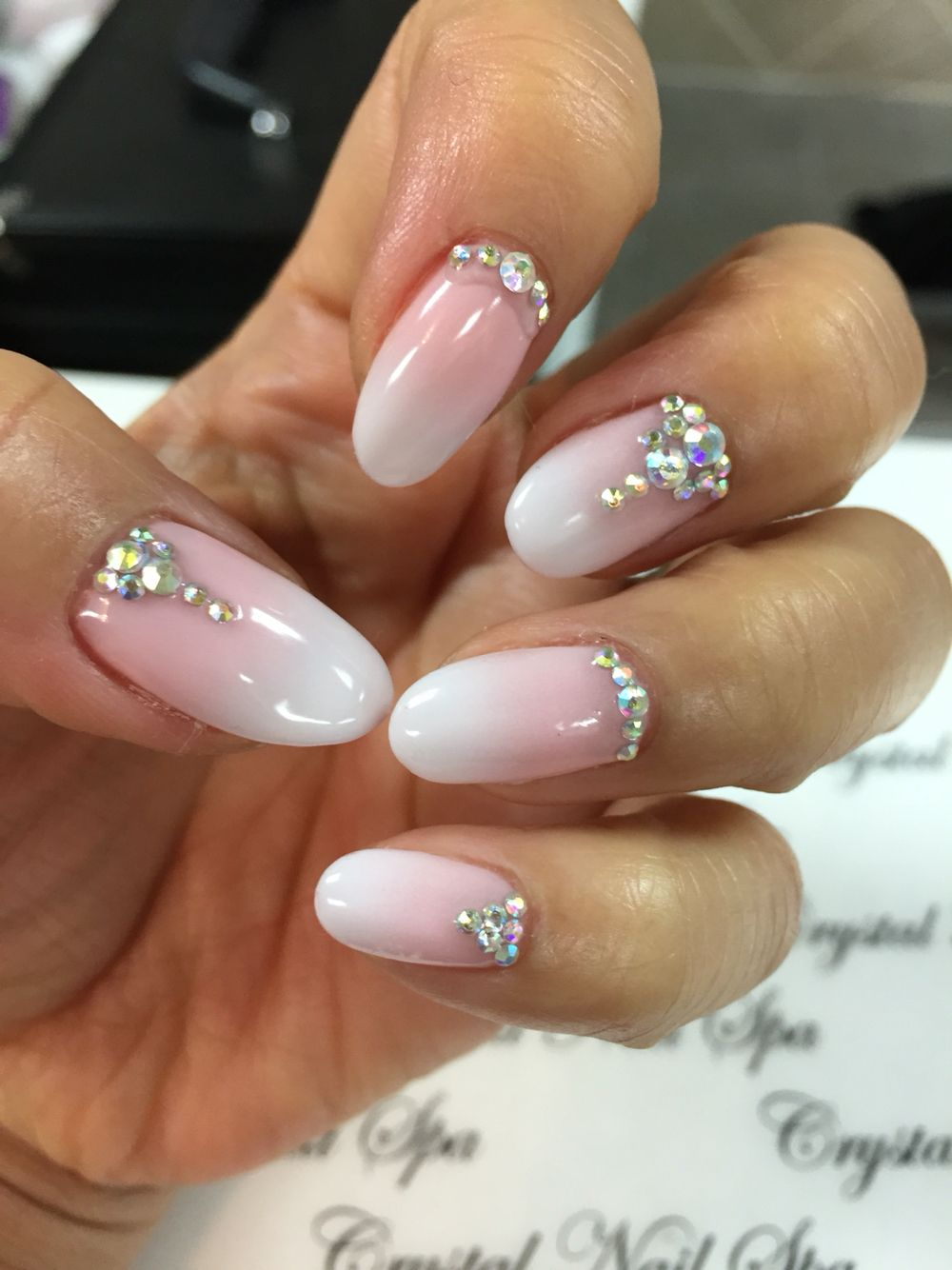 Nails Art Designs Gel Crystal In Burlington