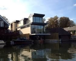 Image Result For Grand Designs Thames Boathouse House Styles