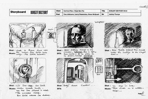 Famous Film Storyboard  Google Search  Animation Storyboards