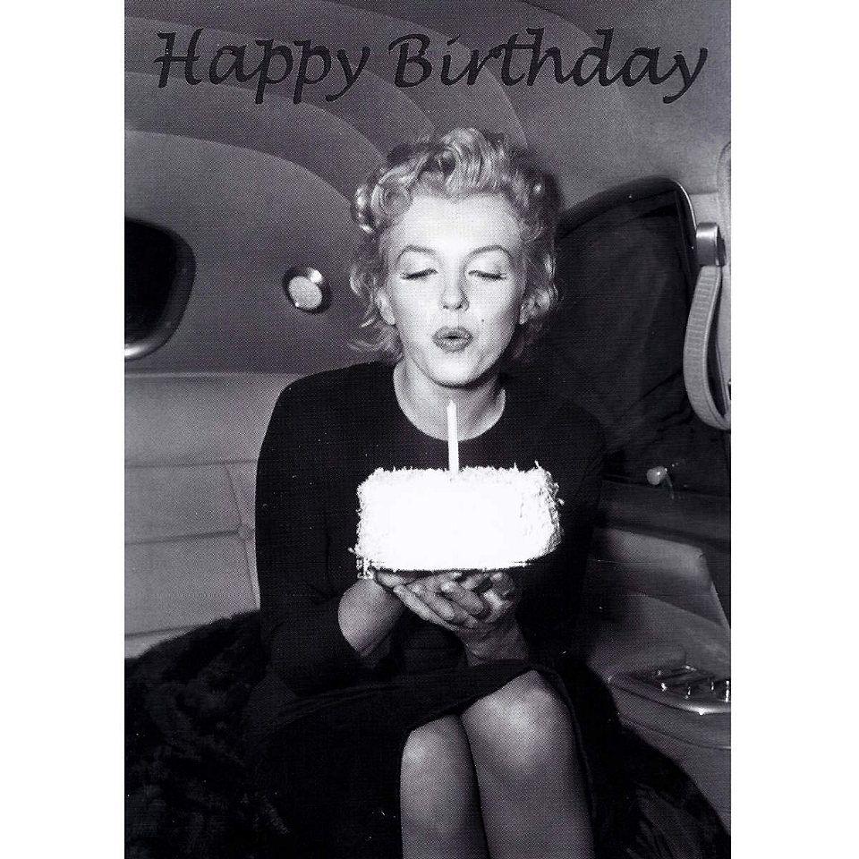 Marilyn Monroe Birthday Card Marilyn Monroe Birthday Marilyn Monroe Celebrities