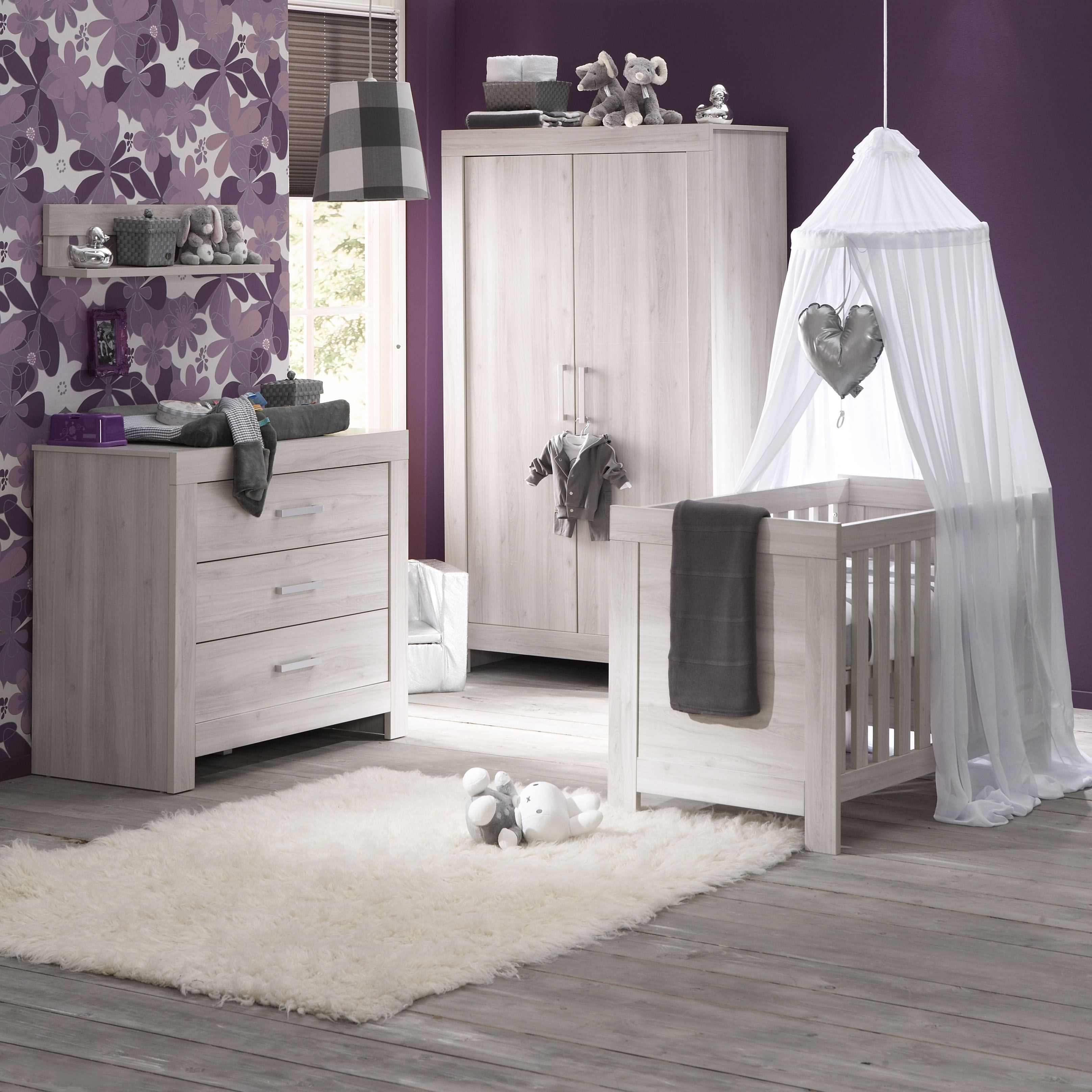 TWF Europe - Mobiliario Infantil - Babyroom - Babykamer - Conjunto ...