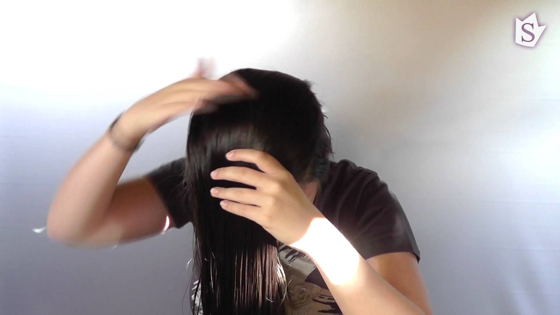 Stufen Schneiden Einfache Methode Ii Sissi Haircare In 2018