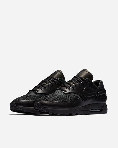 Nike Air Max 1 Flyknit Royal 923005 001 BlackBlack