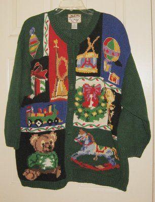 ugly christmas sweater contest on ebay - Ebay Ugly Christmas Sweater