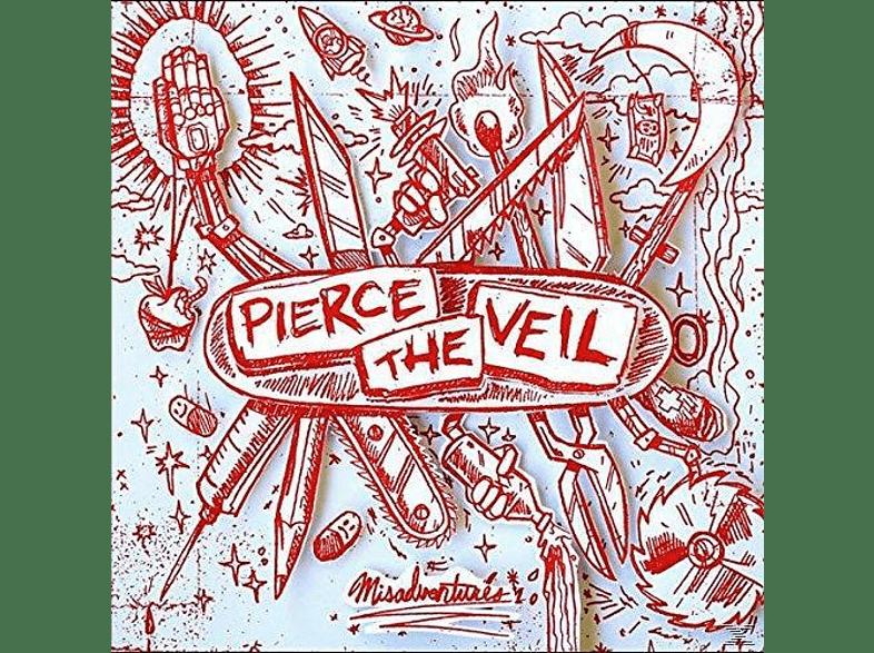 Pierce The Veil - Misadventures [cd]