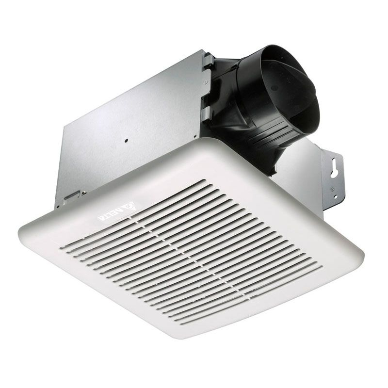 Delta Breezgreen Builder 80 Cfm Bath Fan With Humidity Sensor