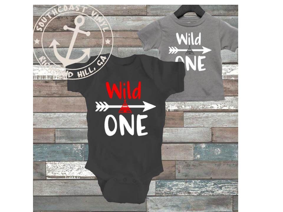 6789159c5 Kid Stuff · Baby Kids · Kids Fashion · Wild One Onesie