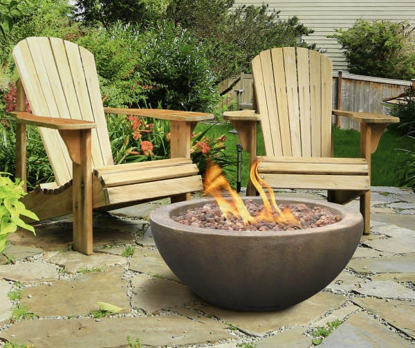 35 Outdoor Fire Pit Ideas That Are Lit Outdoor Fire Pit Outdoor Fire Rustic Fire Pits