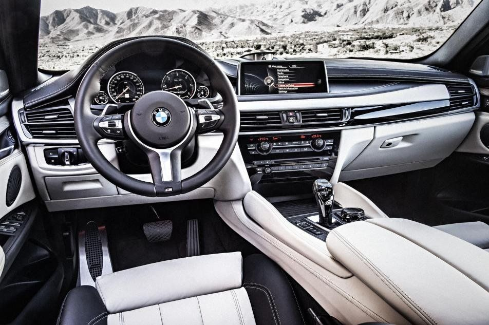 BMW X6 Interior Photo ! AutoPortal.com : See BMW X6 (SUV) Interior