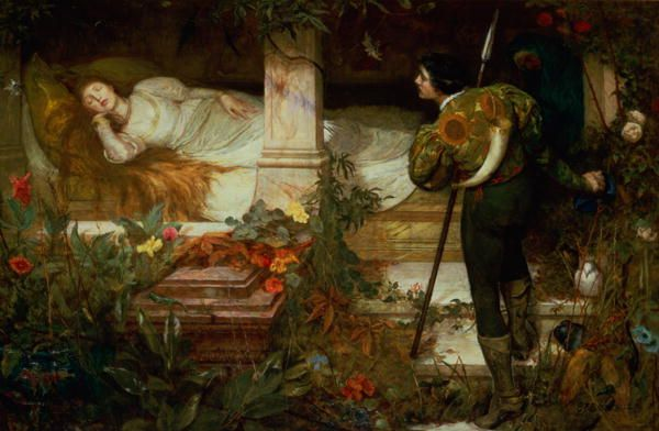 Edward Frederick Brewtnall, Sleeping Beauty