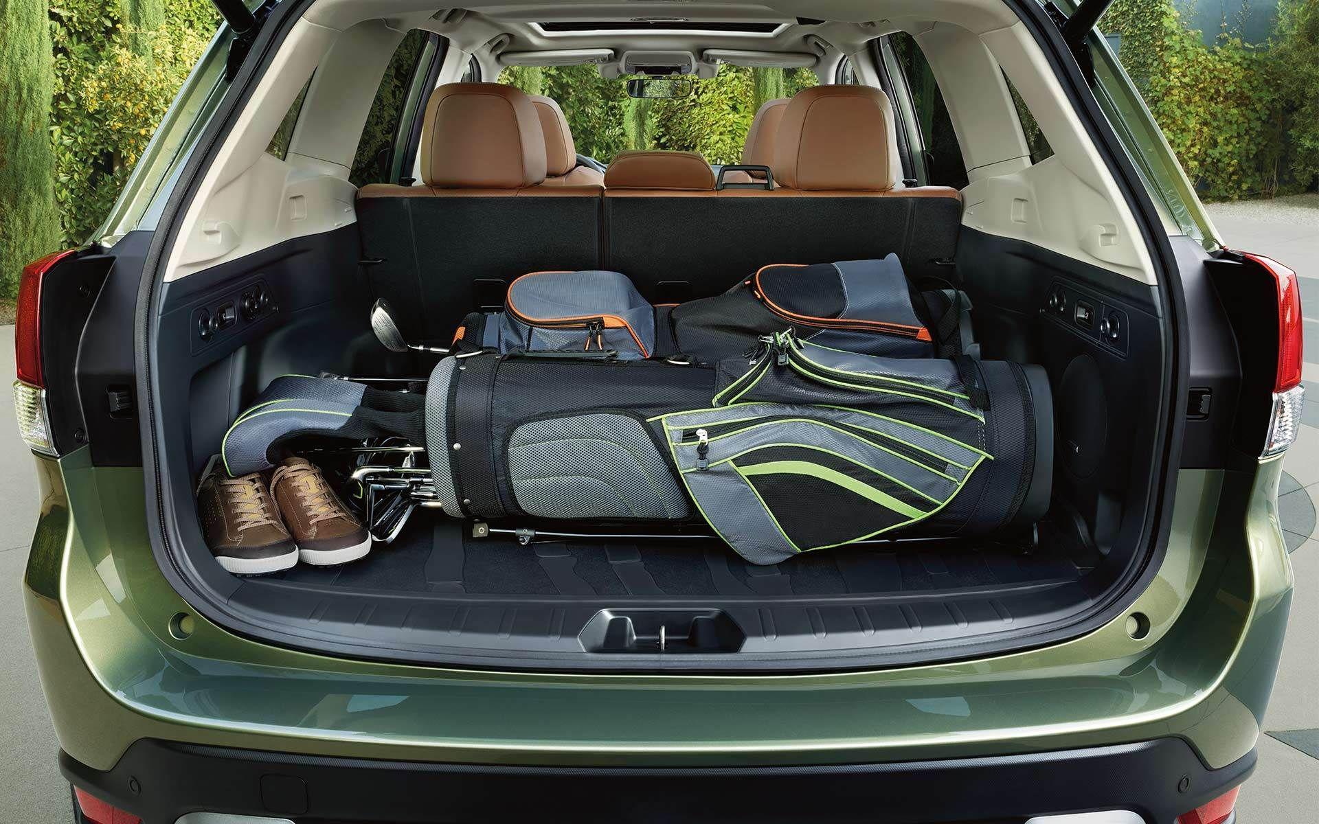 2020 Subaru Forester trong 2020