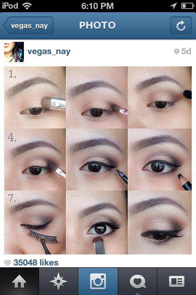 10 besten arabischen Augen Make-up Tutorials mit Schritt-für-Schritt-Tipps