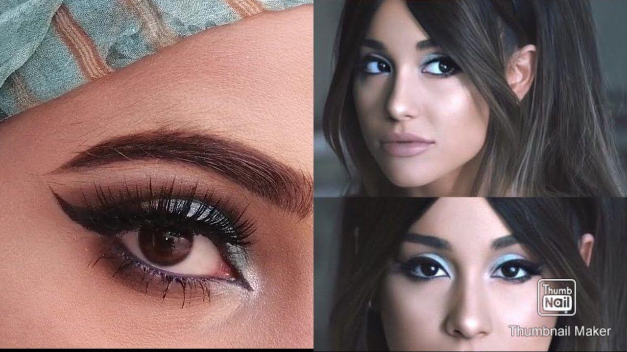 Pin On Ariana Grande Inspired Makeup Tutorial