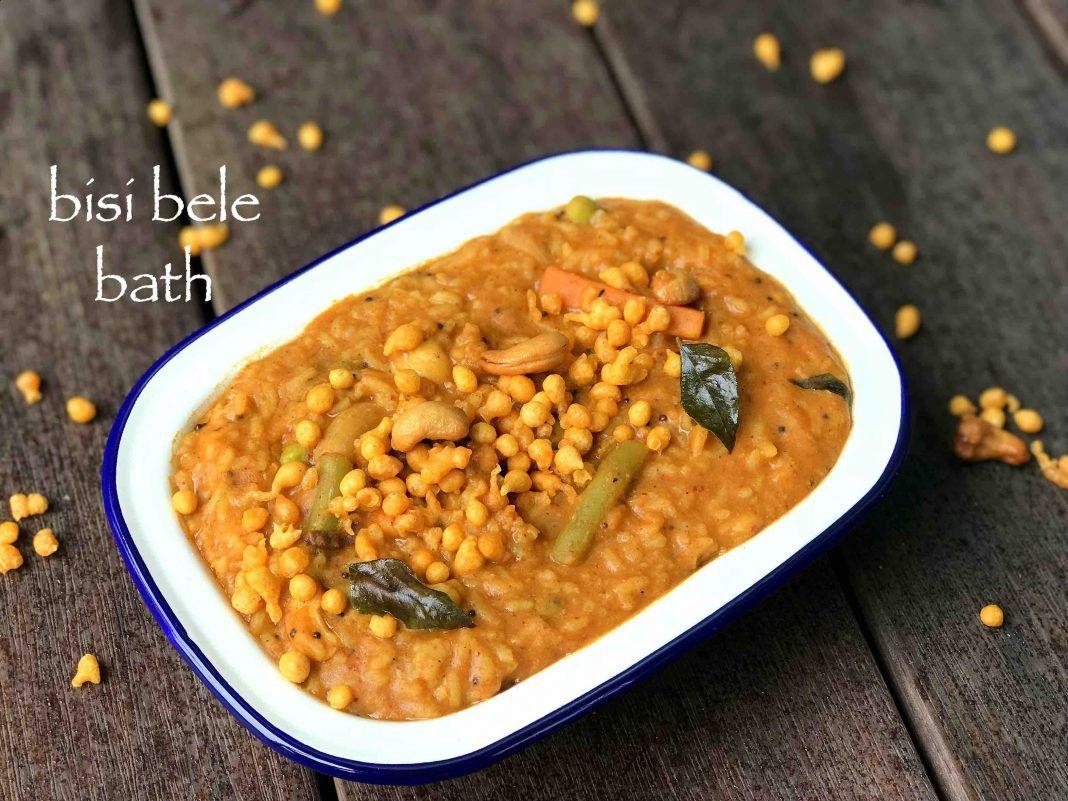 Avalakki bisi bele bath recipe aval bisi bele bath recipe avalakki recipes
