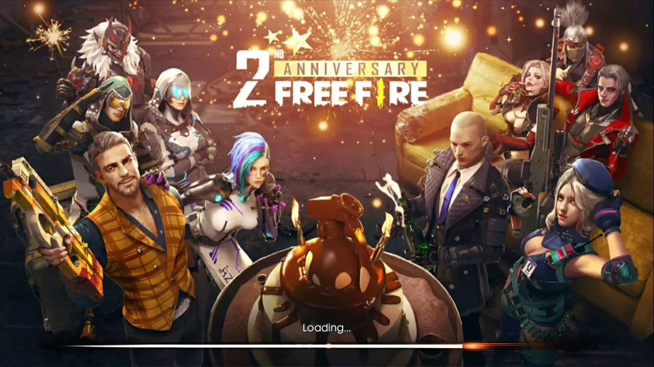 Garena Free Fire New 4v4 Mode Clash Squad Android Gameplay Booyah Free Characters Wallpaper Gallery Free Wallpaper Backgrounds
