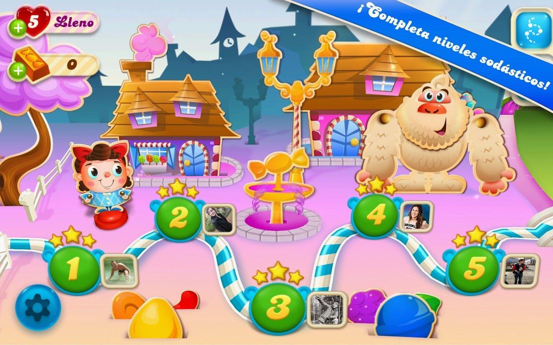 Candy Crush Soda Saga Para Android El Nuevo Candy Crush Saga Juegos Proyectos