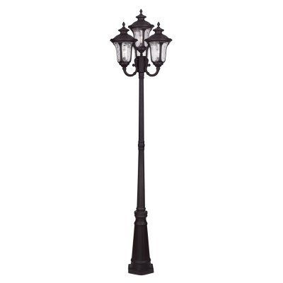 Livex Oxford 7869 Outdoor Post Lamp - 7869-07