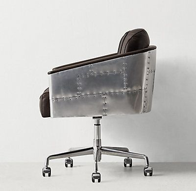 Admirable Rh Teens Aviator Desk Chair Get Ready For Takeoff With Its Beatyapartments Chair Design Images Beatyapartmentscom