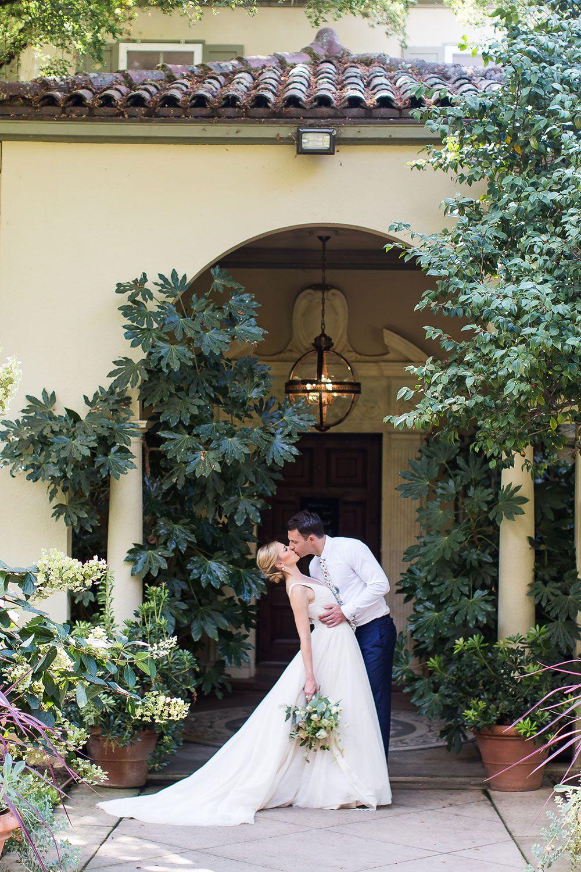 Paigeandbenuswinecountrywedding you may kiss your bride