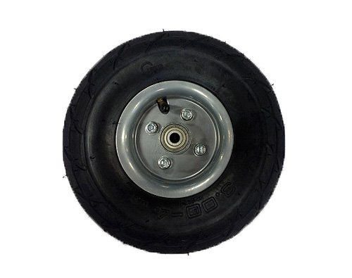 Razor Pocket Rocket (V1+) Front Wheel by Razor. $19.99. Replacement Razor Pocket Rocket front wheel assembly for versions 1 and up of the Razor Pocket Rocket (PR200) ONLY. Includes 1 wheel, tire, innertube and axle. Size: 3.00-4