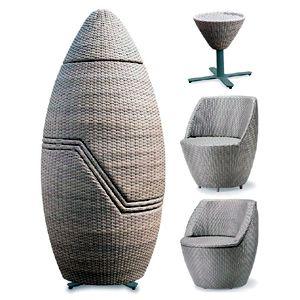 Muebles para exterior apilables decoracion interior for Mobiliario jardin terraza