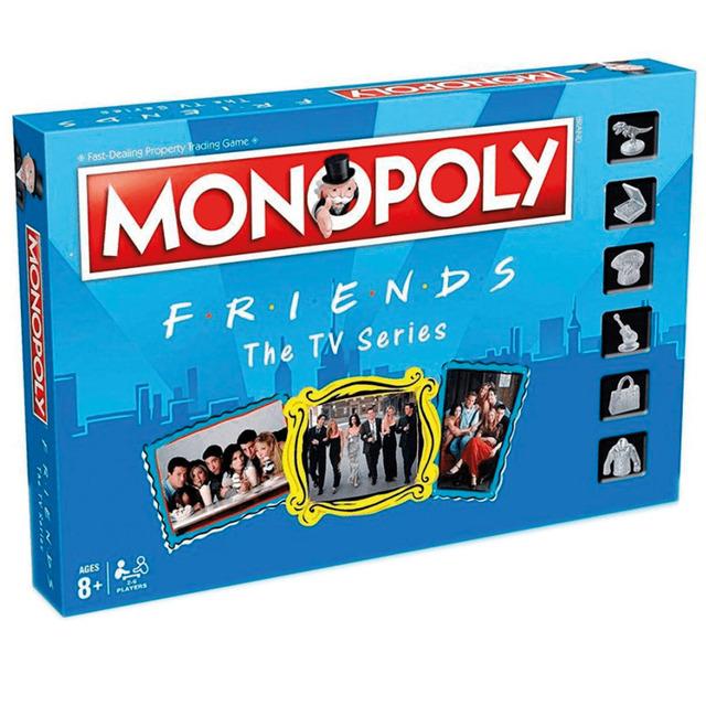 Monopoly Friends Tv Friends Friends Tv Show Monopoly