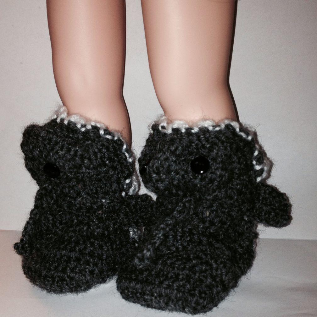 Shark Slippers Crochet Pattern Free Best Decorating Design
