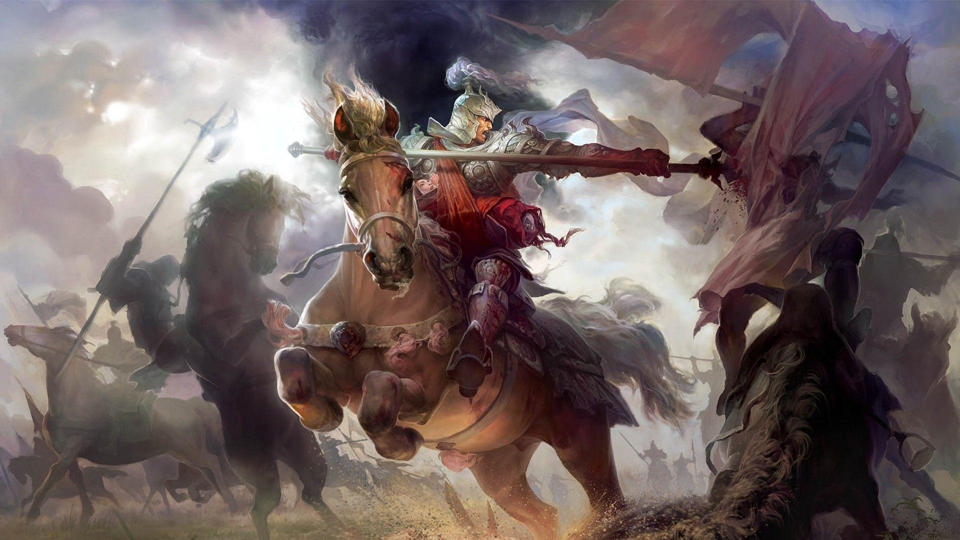 Top Wallpaper Horse Warrior - 9e3493b5cdf75b6ddfc8bff7ee62919a  Image_108171.jpg