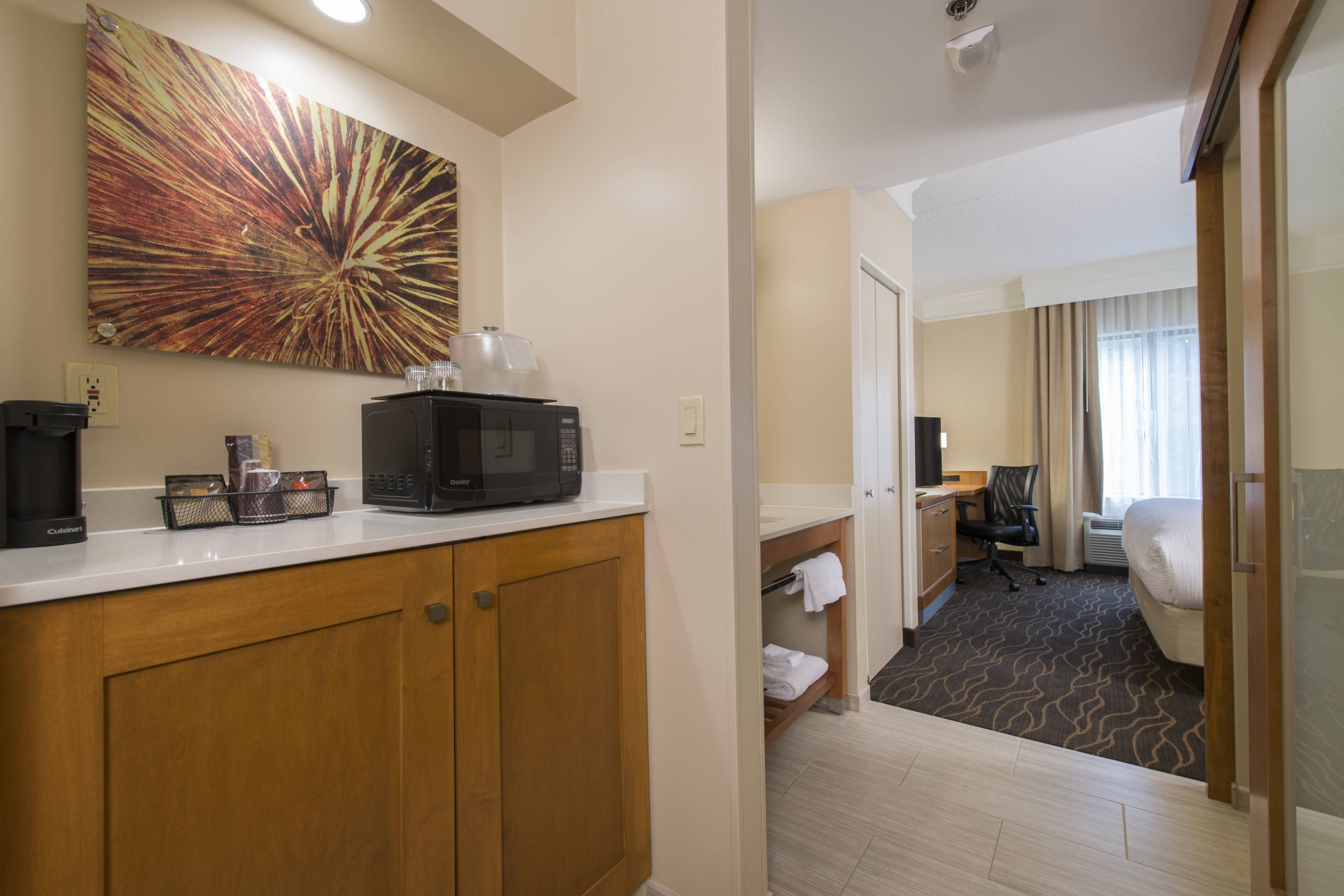 Springhill Suites San Antonio Downtown Riverwalk Area Suite