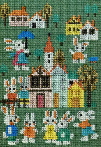 ondori world of cross-stitch 5 | Flickr - Photo Sharing!