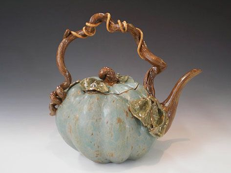 teapots and pitchers | teapot - Ceramics and Pottery Arts and Resources #teapots