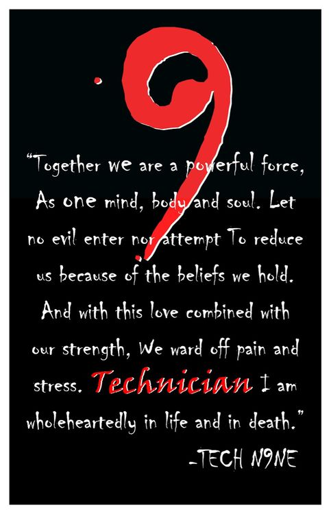 Pin by ShortyWithaforty on Tech N9ne | Tech n9ne quotes ...