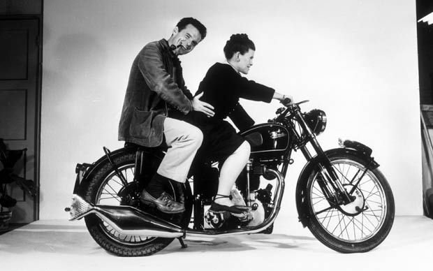 A new documentary about Charles and Ray Eames shows the designers as never   before.