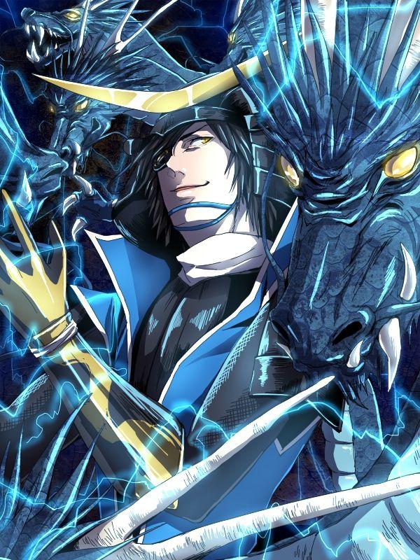 Tags Anime, Fanart, Sengoku Basara, Date Masamune