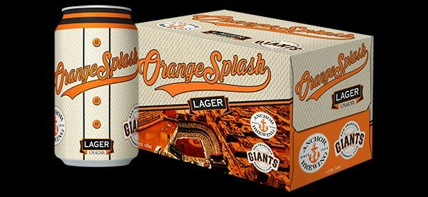 Anchor Brewing Orange Splash Lager