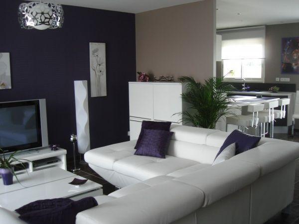 Paarse woonkamer woonkamer wit paars modern with paarse woonkamer