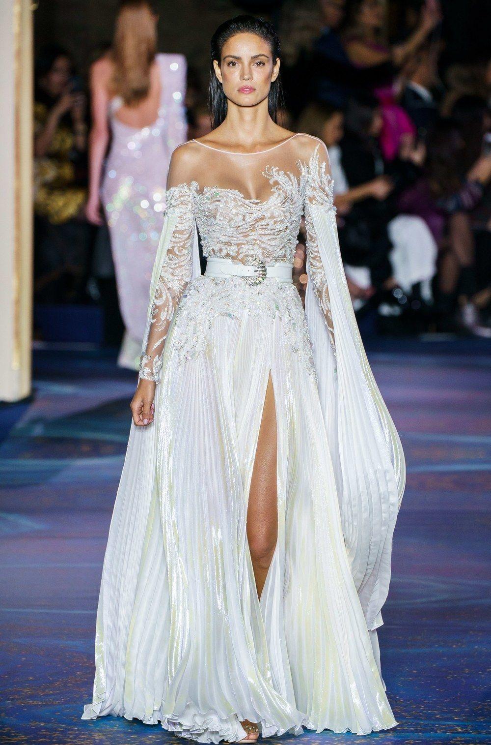 Zuhair Murad Frühjahr/Sommer 2019 Haute Couture - Kollektion | Vogue Germany #gorgeousgowns
