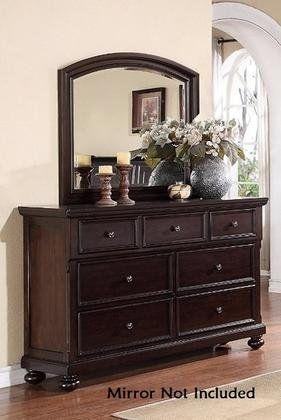 ACME Furniture 24615 Grayson Dresser, Dark Walnut, One Size