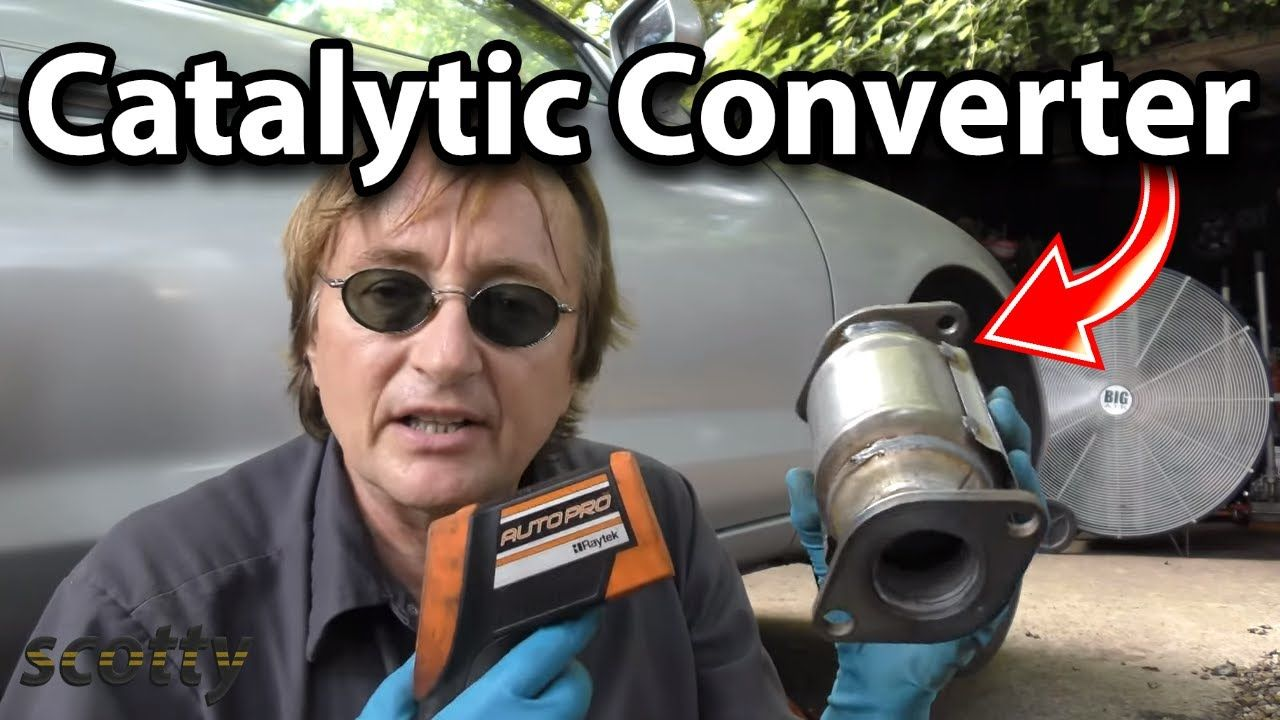 How to Replace Catalytic Converter in Your Car Converter