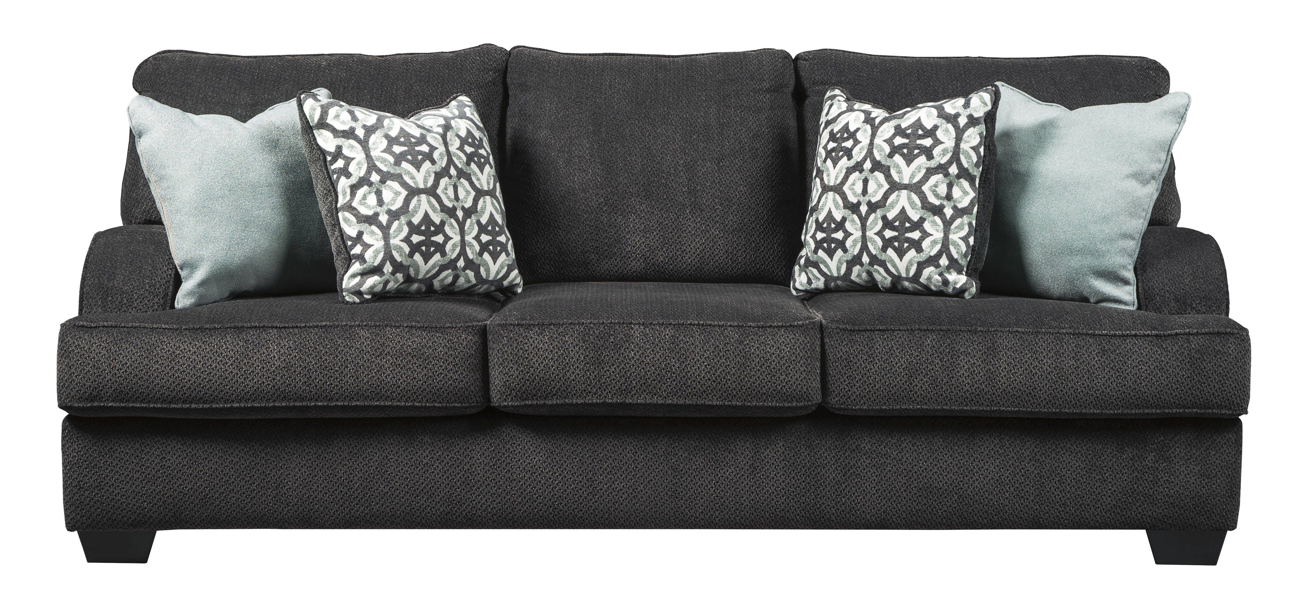 Best Lyonsgate Furniture Charcoal Sofa Ashley Furniture Sofa 400 x 300