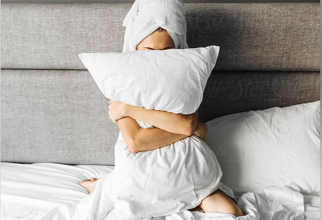 Feeding Support Pillow. V shaped | in