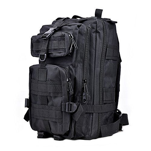 30//40L Outdoor Military Tactical Molle Patrol Backpack Sport Camping Hiking Bag