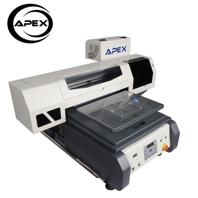 Apex Clothes Digital Flatbed Dtg6090 Direct To Garment