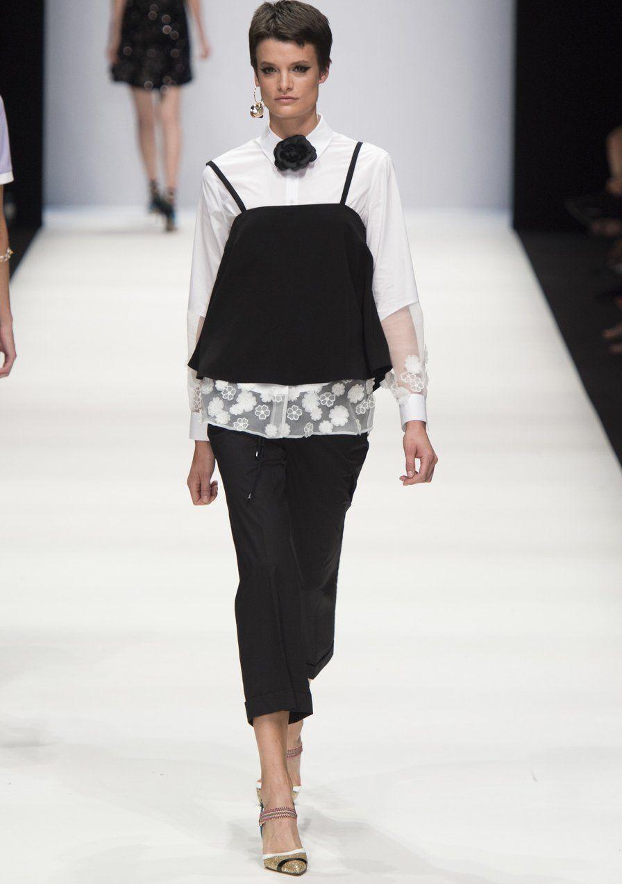 Fashion Week Berlin FrühjahrSommer 2019 : Riani | Frühjahr