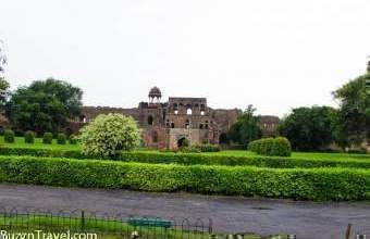 Visit Purana Qila the historical #Monument build by Afghan King, Sher Shah Suri in #Delhi with #Buzzntravel.